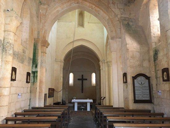 Saint Sulpice d'Arnoult, Франция: Eglise Saint Sulplice d'Arnoult