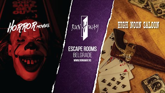 Runaway Escape Room Games