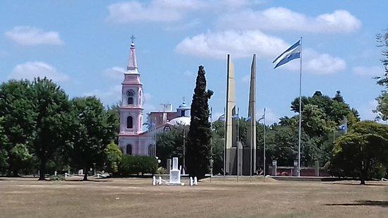 Campo de la Gloria y Convento de San Lorenzo
