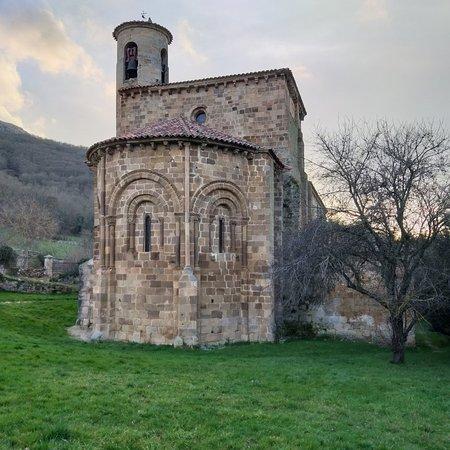 San Martin de Elines, Spagna: Colegiata de San Martín de Elines