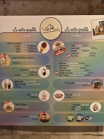 Vale Ice Cream Piazza del Gesù