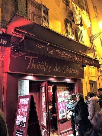 Theatre des Oiseaux, Nice