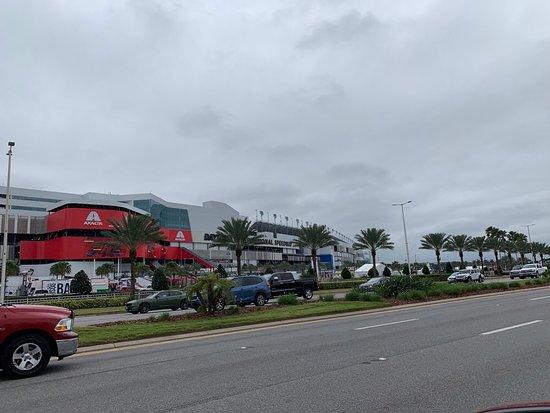 Daytona Beach, FL: Daytona!
