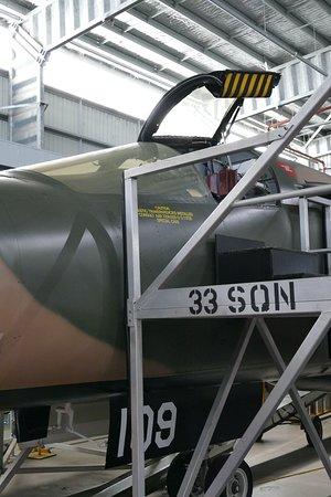 General Dynamics F-111C.