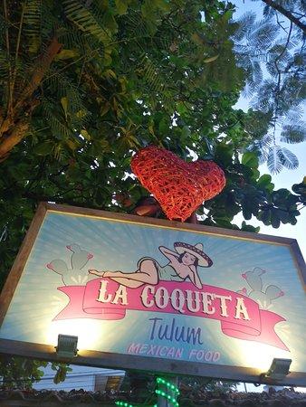 en la Coqueta siempre te recibiremos con amor!