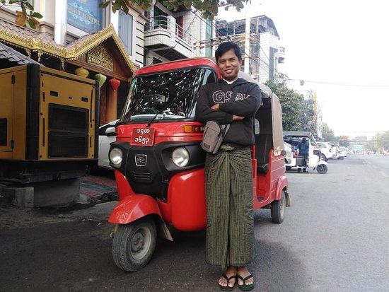 Ayarwaddy Taxi Service