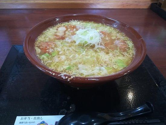 Rokkasho-mura, Japan: 味噌カツラーメン