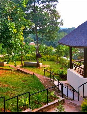 Nkhata Bay, Малави: Kachere Cafe' Bar & Lounge