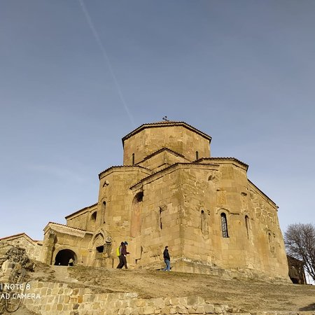 Our Day Trip to Mtskheta/jvari/Uplistsikhe