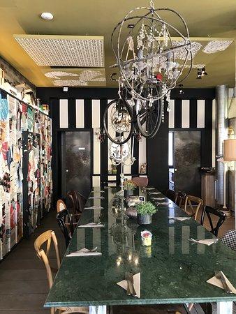 Costa Masnaga, Italia: Sala Ristorante Pane & Trita -