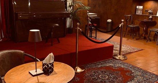 Matelica, Italia: Ingresso Foyer del Teatro