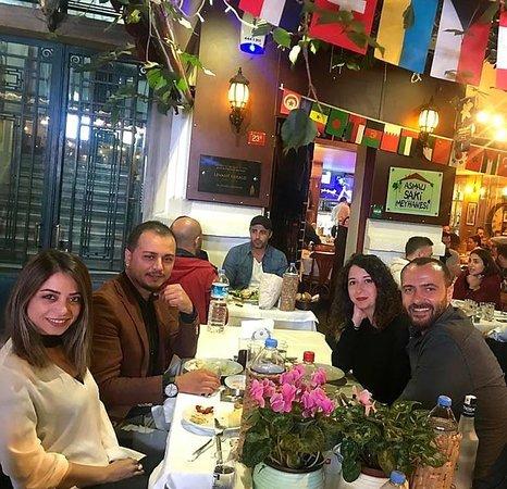 Thank You for visit us friends ! #istanbul #beyoğlu #meyhane #restaurant #bestfoodistanbul #fishistanbul #istanbulfood #drinkistanbul #gurmeistanbul #travelistanbul #taksimfood #taksimdrink #kebapistanbul #yemeknerdeyenir #meyaneistanbul #meyhanebeyoğlu #meyhanetaksim