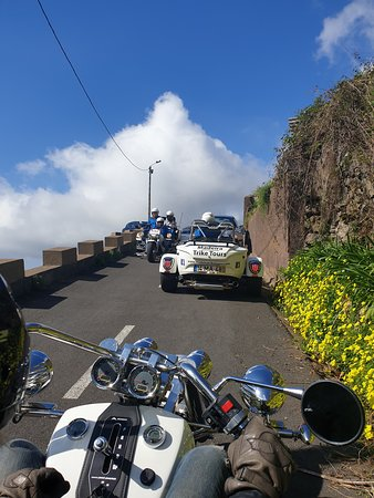 Madeira - 4 Hour tour as passenger, our driver (1 to 2 people - price per Trike) Fotografie