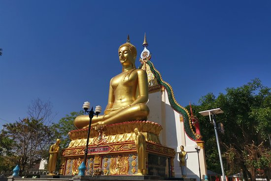 Khemmarat, Таиланд: Wat Pho