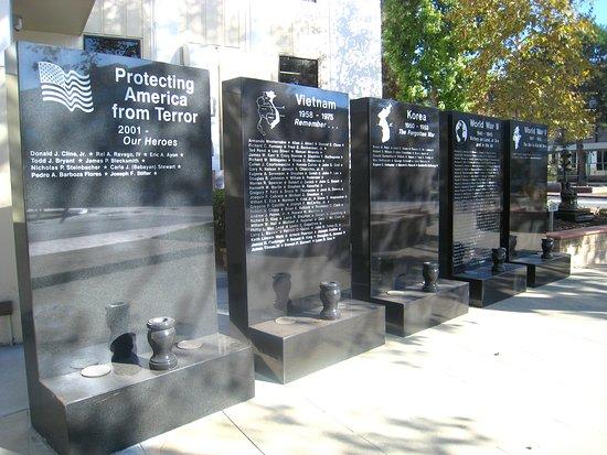 Glendale City Hall Veterans Memorial
