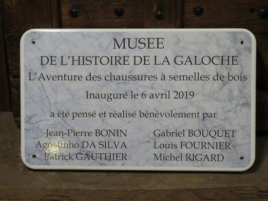 Musée de la Galoche