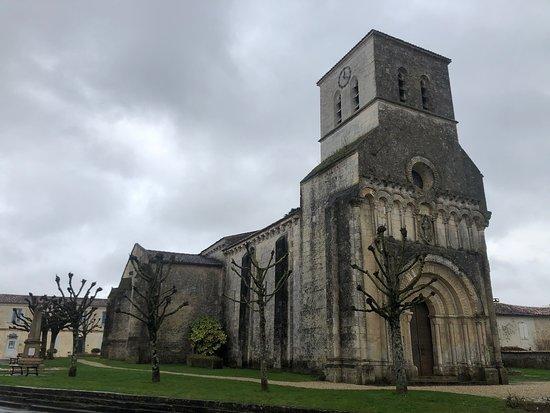 Eglise de Rioux