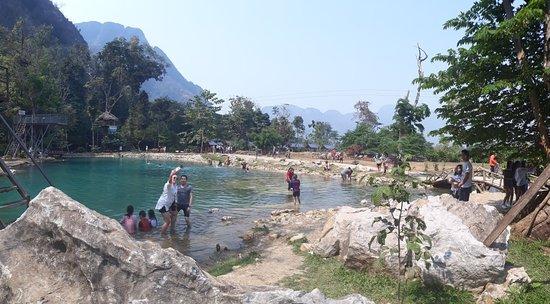 Провинция Вьентьян, Лаос: Vang Vieng
