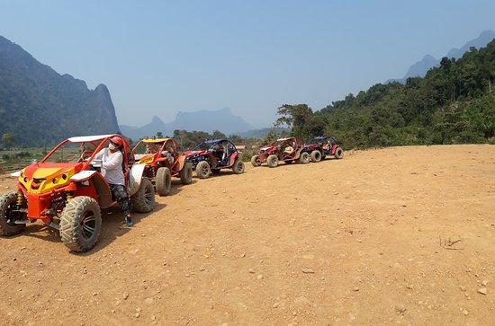 Vientiane Prefecture, Лаос: Vang Vieng