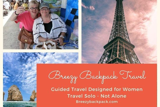 Breezy Backpack Travel