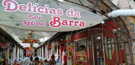 Delicias da Barra: Excelente para comer uma tapioca ou um sanduíche, se você resolver não almoçar ou jantar, mas, o destaque mesmo são os sorvetes artesanais - com destaque para os sabores de frutas do Norte e do Nordeste, principalmente Cupuaçu, Tapioca e Graviola.