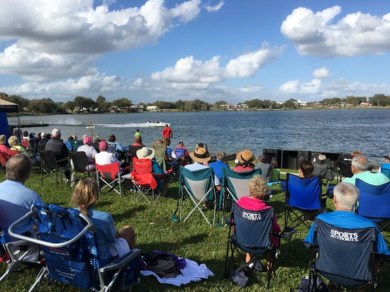 Cypress Gardens Waterski Show