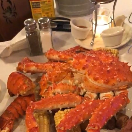 🦀Well worth the 1&1/2 hour🦞