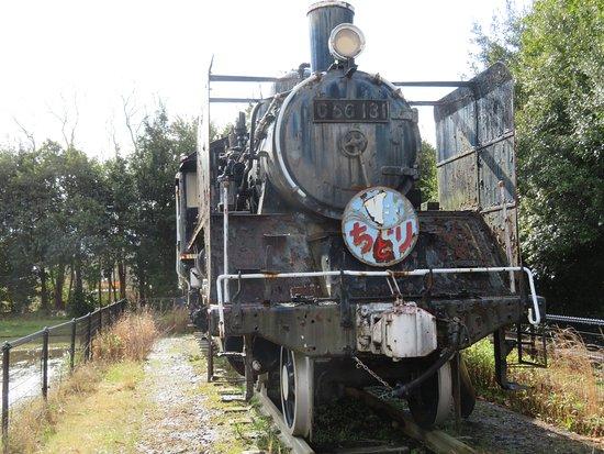 Steam Locomotive C56 131