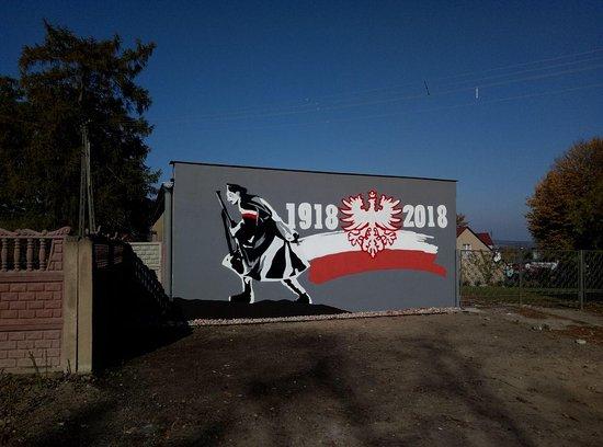 Chrzypsko Wielkie, Польша: Powstanie wielkopolskie 1918-1919 roku