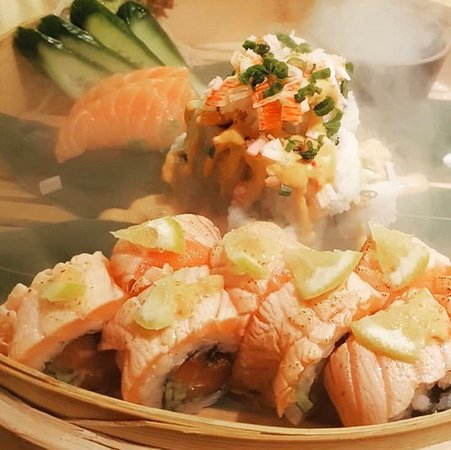 Sushi and more at its best!
