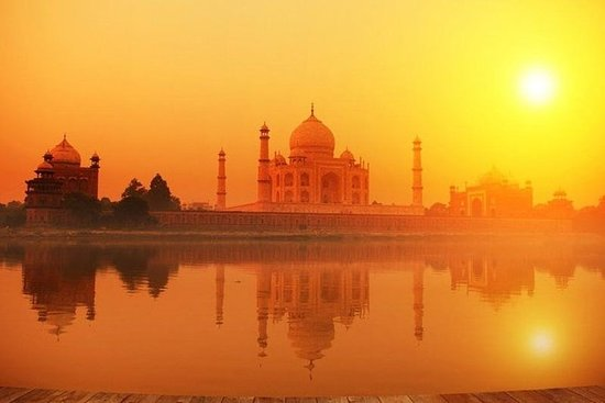 Taj Mahal Tour Holidays