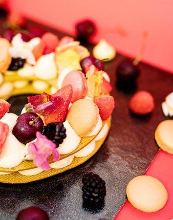 Pasticceria Pastrocchio: Cream Tart