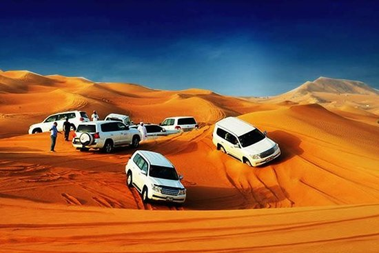 Safari Experts Dubai