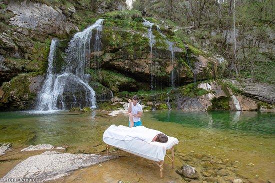 Bovec massage