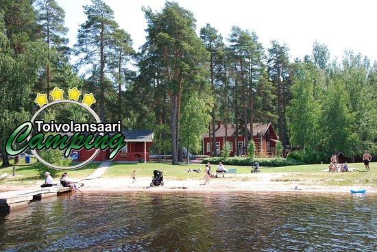 Toivolansaari Camping