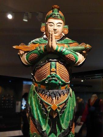 Oriental exhibit