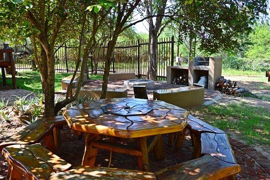 Krugerův národní park, Jihoafrická republika: Pan African Lodge and Safari, Marloth Park, South Africa
