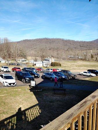 Shenandoah National Park, VA: View from main lodge