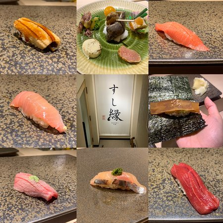 Really good experience with authentic Japanese Omakase Sushi