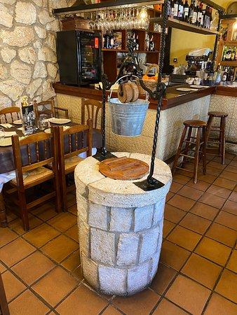 """Meson-Restaurante Fogones """"el Chato"""""""