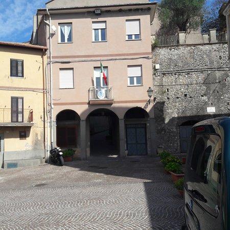Concerviano, Italy: Palazzo del comune