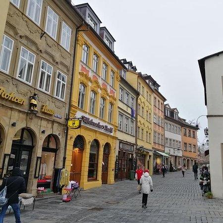 Bamberk, Německo: Bamberga