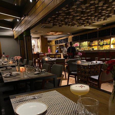 Sofisticado restaurante/bar em Gramado