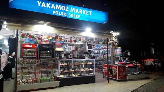 Yakamoz Market