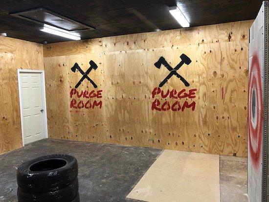Purge Room