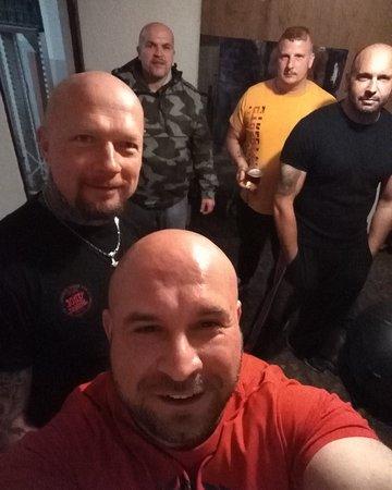 Neratovice, Czech Republic: Narozeniny kamaráda 😀