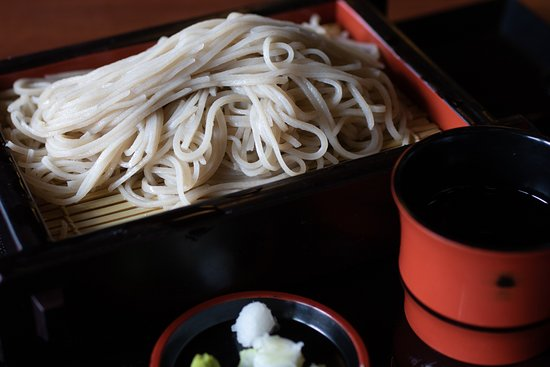 Showa-mura, Ιαπωνία: お蕎麦