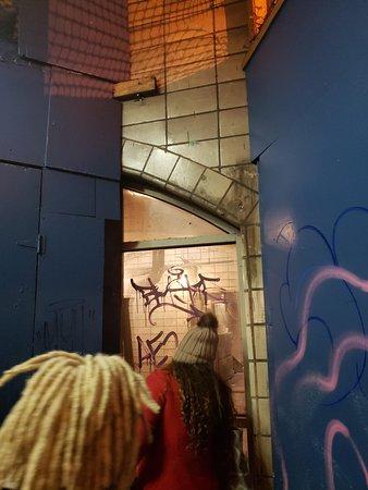 Tour of the Remnants of Penn Station: Guastavino Tile