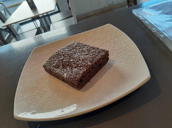Brownie de chocolate al 55% cacao