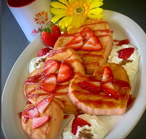 Sarasota, FL: Valentine Pancakes